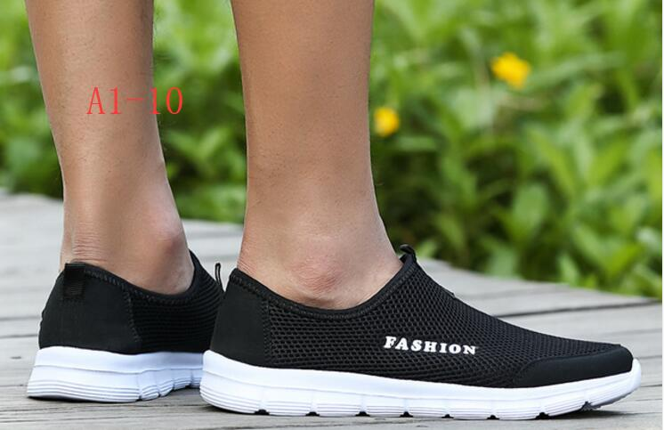 2018 Summer Running Shoes for Men New Hot Breathable Mesh Lightweight Sports Jogging Walking Comfortable male sneakers Footwear women casual shoes 2018 summer cool breathable handmade female woven footwear fashion comfortable lightweight wovening sneakers