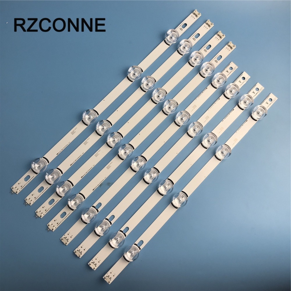RZCONNE LED Strip For LG 42'' TV 42LF5600 42LB5800-ZM 42LB572V 42LB570V 42LB570U