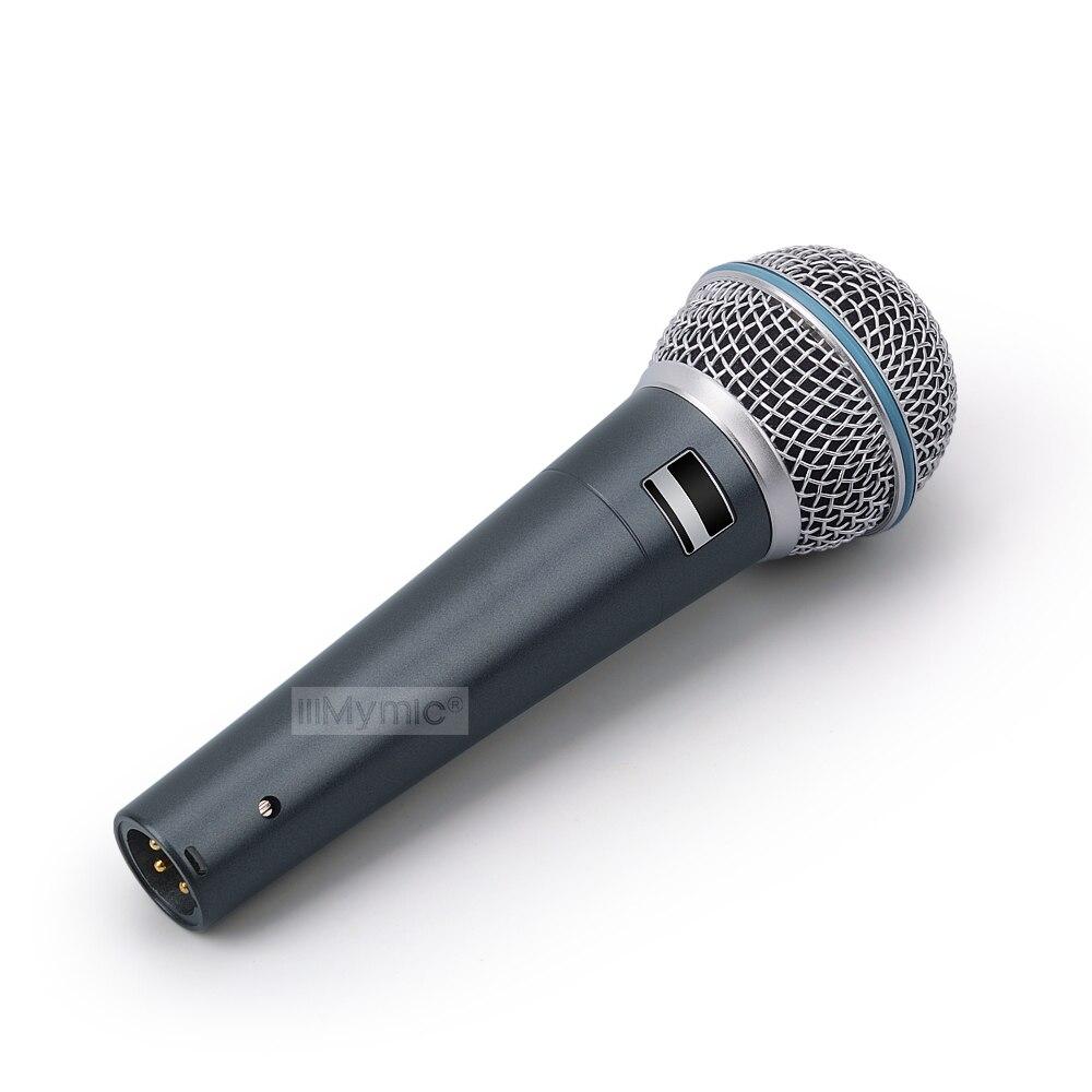 10 個最高品質とヘビーボディスーパーカー BETA58 マイクボーカルダイナミックマイク Microfone 58A ため Voiceover ポッドキャストカラオケ  グループ上の 家電製品 からの マイクロフォン の中 2