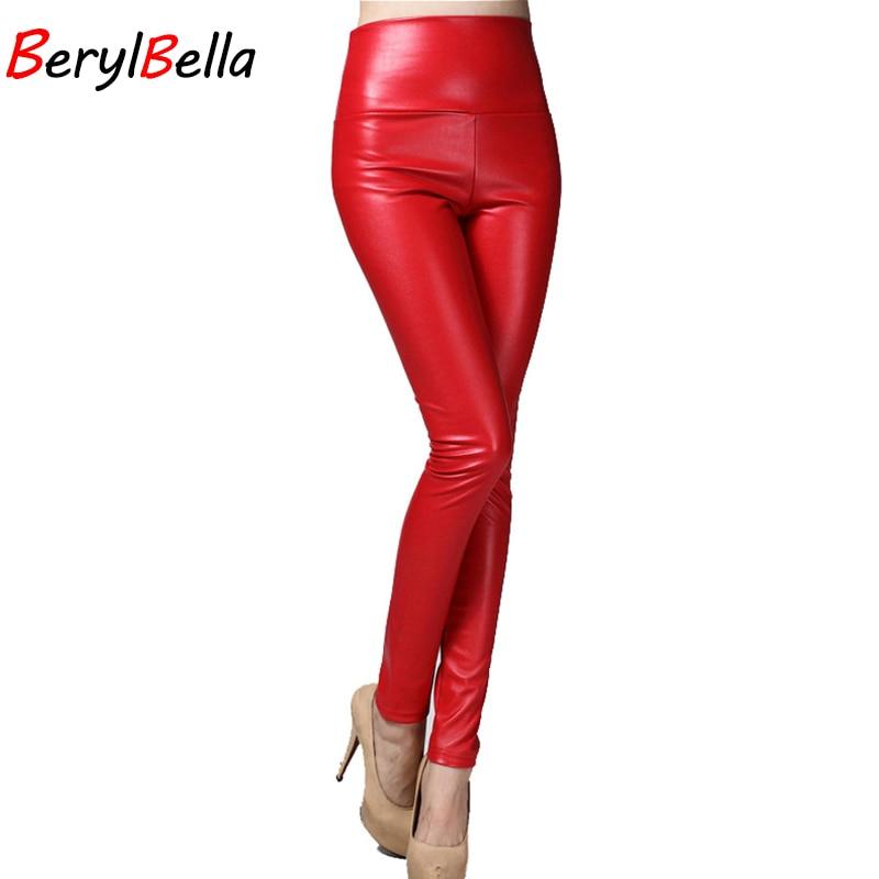 Spring Women   Leggings   Korean Fashion Casual Leggins Female Solid Black High Waist Girls Slim Fitness   Legging   Pants Trousers