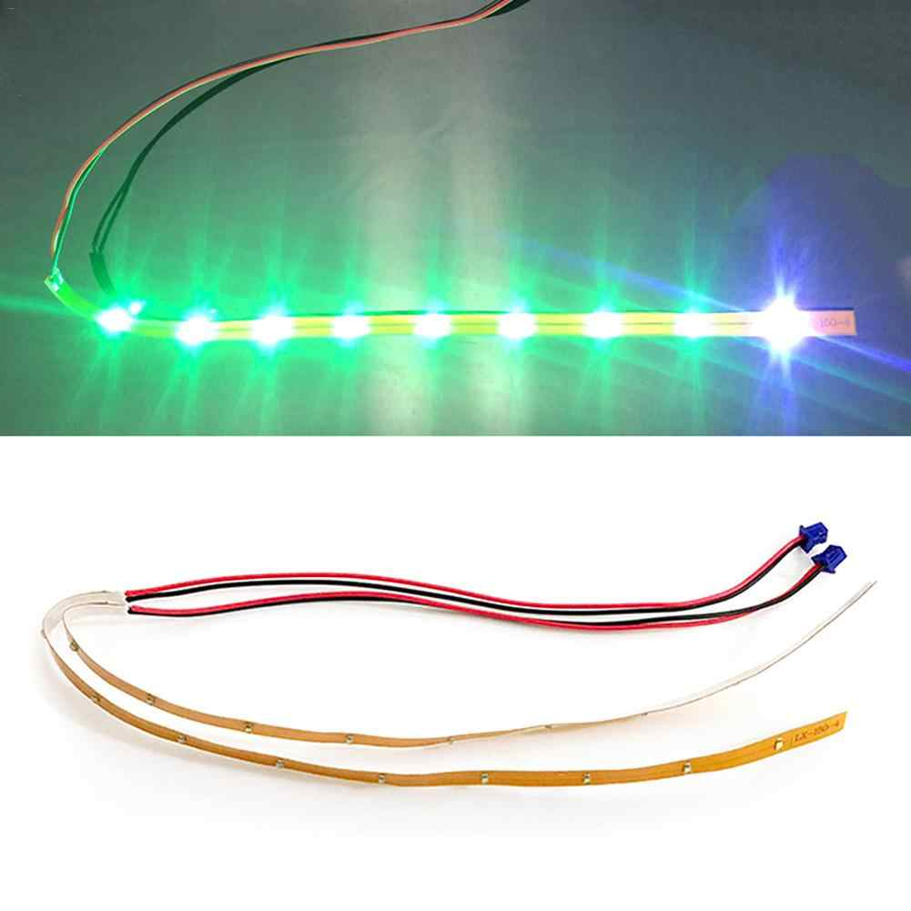 Airplanes LED Light For EPP RC Aircraft C17 GD006 Boeing 787 2pcs LED Flashing Light Remote Toy Accessories