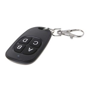 Image 3 - Copy Remote Control 433MHz 315MHz Cloning Duplicator Wireless 4 Keys Universal Waterproof Handle Garage Gate Electric Door Key