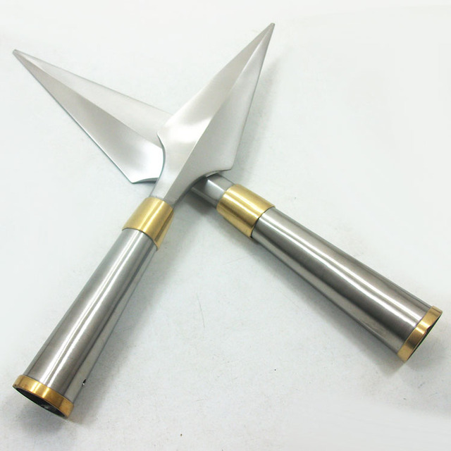 Martial Arts Performance Spear Heads 1