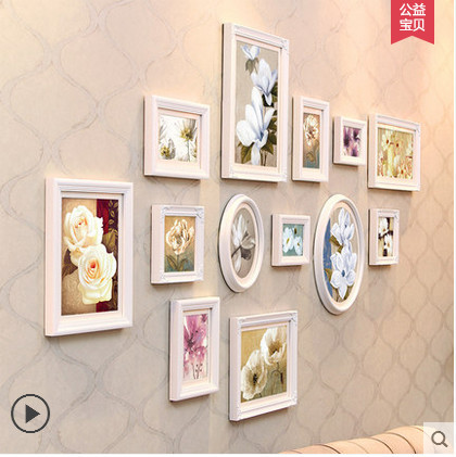 People Favorite Wall Art Decoration Wooden Photo Frame Collage ...