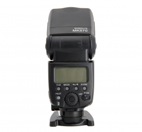 Mcoplus MK-570 Flash GN58 2.4Ghz Wireless sync Meike Speedlite for Canon EOS 5D Mark II III 6D 7D 50D 60D 70D 600D 580EX II 2017 new meike mk 930 ii flash speedlight speedlite for canon 6d eos 5d 5d2 5d mark iii ii as yongnuo yn 560 yn560 ii yn560ii
