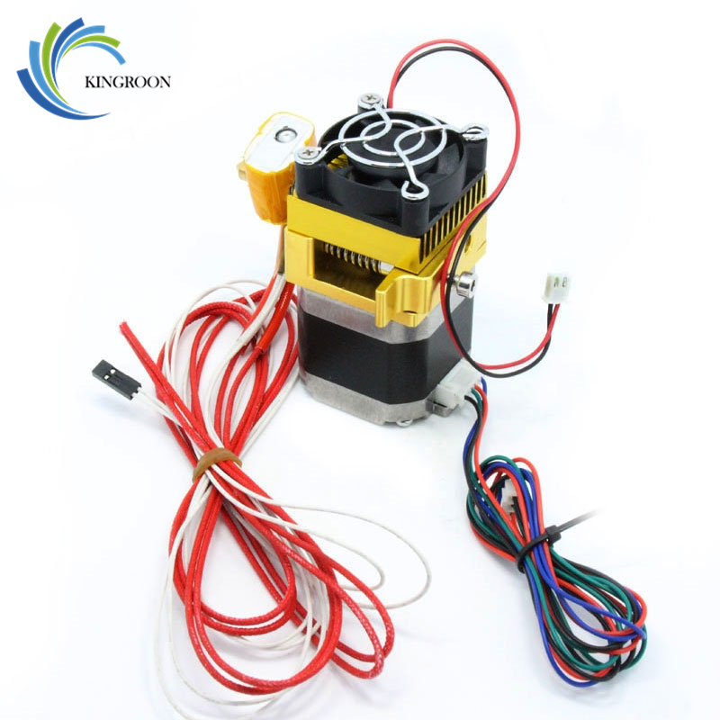 KINGROON 12V nadogradnja MK9 ekstruder za Makerbot 3D pisač 0.4mm - Uredska elektronika