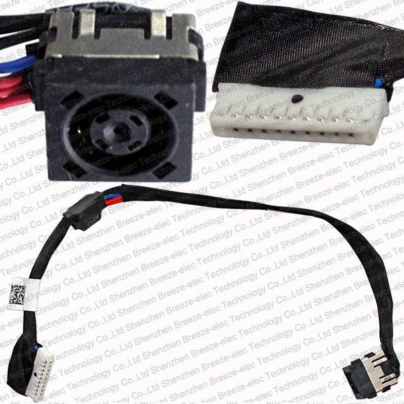 Alienware M17-R1 Motherboard DC Power Jack Charging IN Port Socket AC Connector