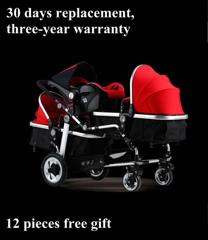 triplets stroller5