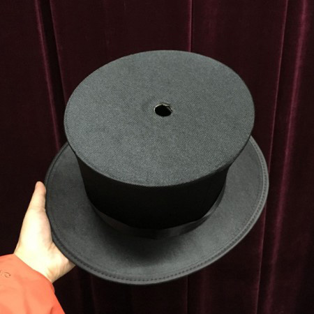 Magicians Top Hat With Hole Magic Tricks Stage Illusions Accessories  Gimmick Prop Can Used with Cane to Table Base Magie 6840af6eeed