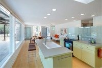 2017 Новый дизайн кухонного шкафа белого цвета современная Глянцевая Лаковая кухонная мебель L1606049