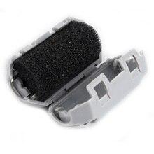 Расходные пыли удаления волос 1,75 мм Фильтры Аксессуары блоки трещины стойкие нити очиститель антистатические части 3d принтер
