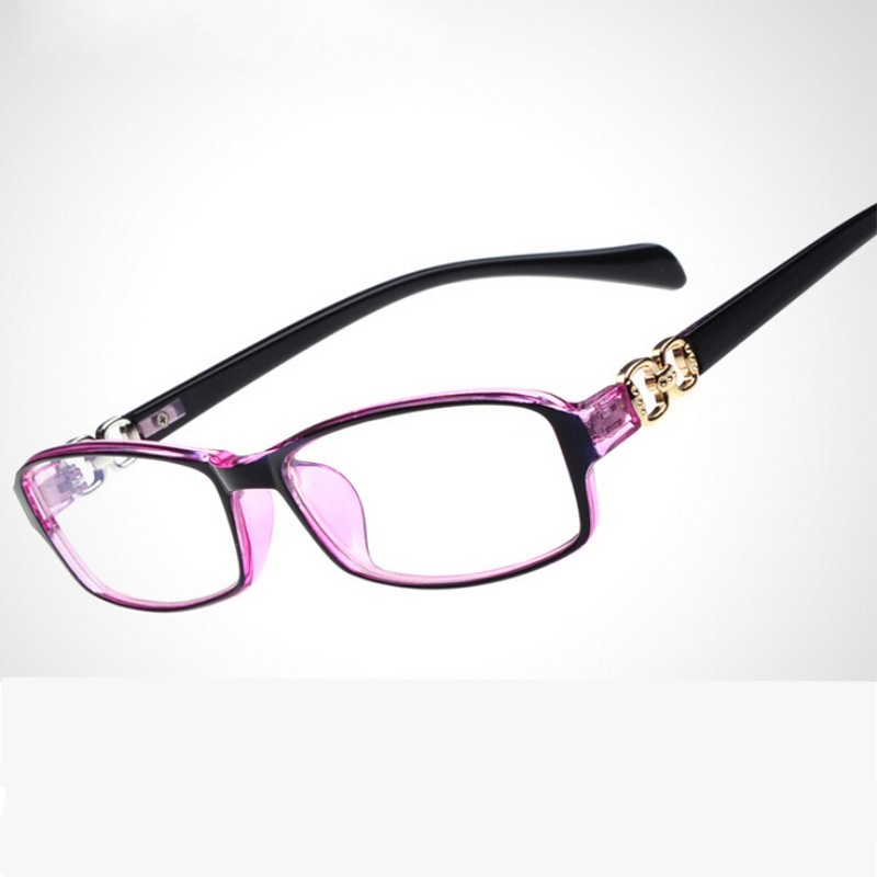 Latest Eyeglass Frame Designs : New design vintage eye glasses men women optical computer ...