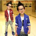 Korean Version Children's Clothes Suit Baby Boys Spring Casual Suit Jacket