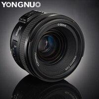 YONGNUO 35mm lenses YN35mm F2.0 AF/MF Fixed Focus F1.8 Lens for Canon Nikon F Mount Lens D3200 D3400 D3100 D5300 for DLSR Camera