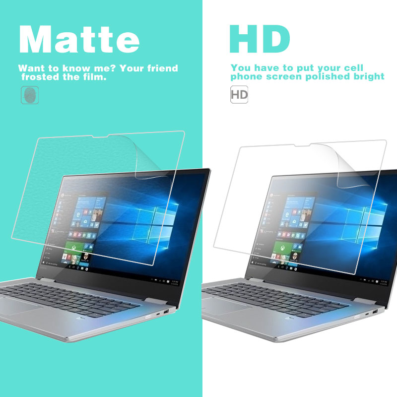 Anti-Glare Matte Film For Lenovo YOGA 720 15 15.6 In HD Clear Glossy Film Screen Protector Cell Phone Cover Film Shell