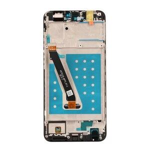 Image 4 - Pour Huawei P Smart LCD affichage + écran tactile avec cadre nouveau numériseur écran panneau de verre remplacement pour Huawei P Smart 2018 lcd
