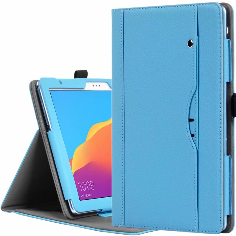 Case For Lenovo Tab M10 Slim Folding PU Leather Stand Cover For Lenovo Tab M10 10.1 Inch Tablet Funda