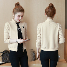 M 2019 spring and autumn new Korean casual wild slim slimming jacket female fashion office