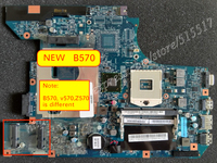 100% Working For Lenovo B570 B570E laptop Motherboard 48.4pa01.021 ( V570 Z570 is different with B570 B570E mainboard )