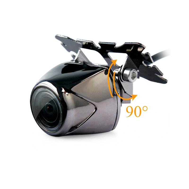 MCCD HD Car rear view camera real wide angle super night vision 1000L reverse parking camera I68 waterproof NTSC camera in Vehicle Camera from Automobiles Motorcycles