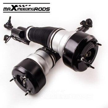 2PCS Vorne Links & Rechts Suspension Strut Shock Schocks Absorber Für Mercedes S-Klasse W221 4MATIC C216 CL550 2213200538 2213200438