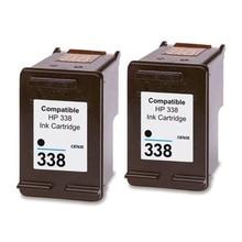 vilaxh for hp 338 Compatible Ink Cartridge For HP Deskjet 460c 5740 5745 6520 6620 6840 9800 2350 2355 6200 6210 7210 C3100