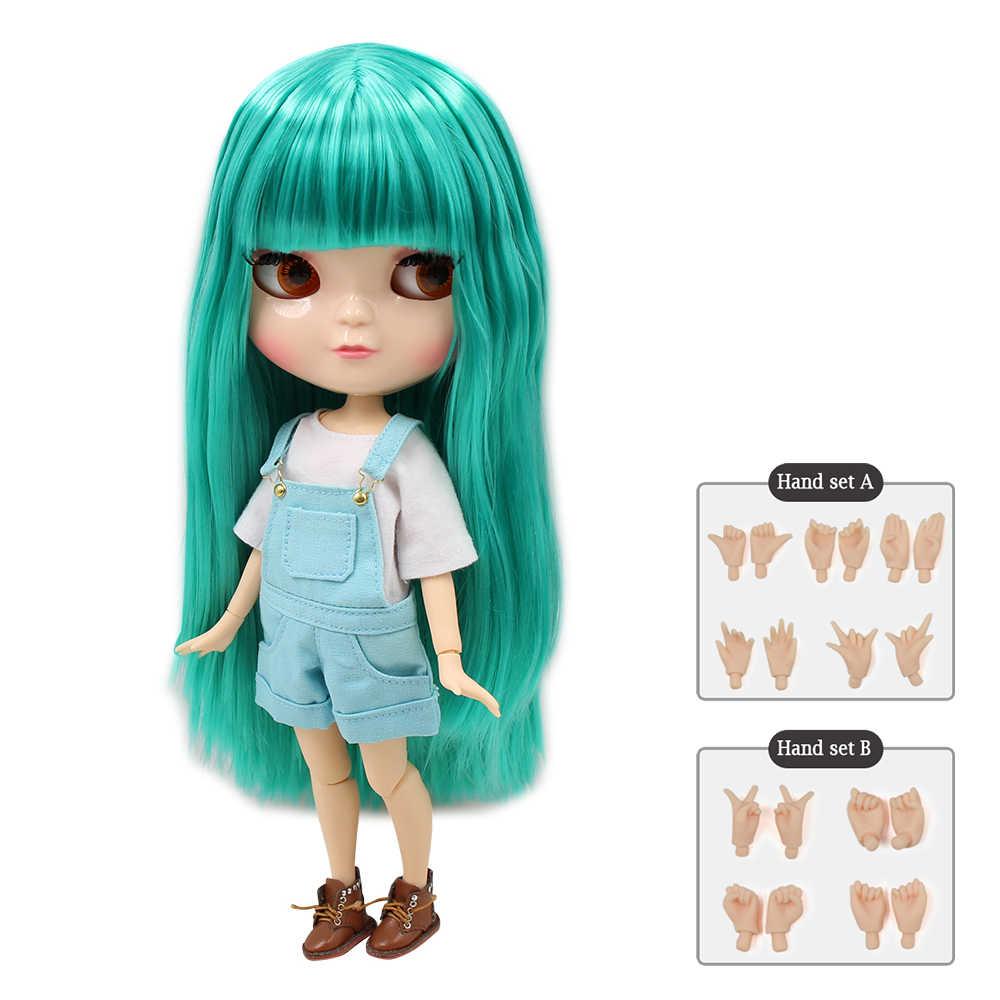 Icy nude boneca azone comum corpo pequeno peito incluem conjunto de mão a & b como blyth bjd 11.5 polegada 30cm bonecas para meninas frete grátis