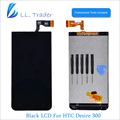 LL TRADER Black Brand New Replacement Full LCD Display Touch Screen For HTC Desire 300 LCD Digitizer Assembly Free Shipping+Tool