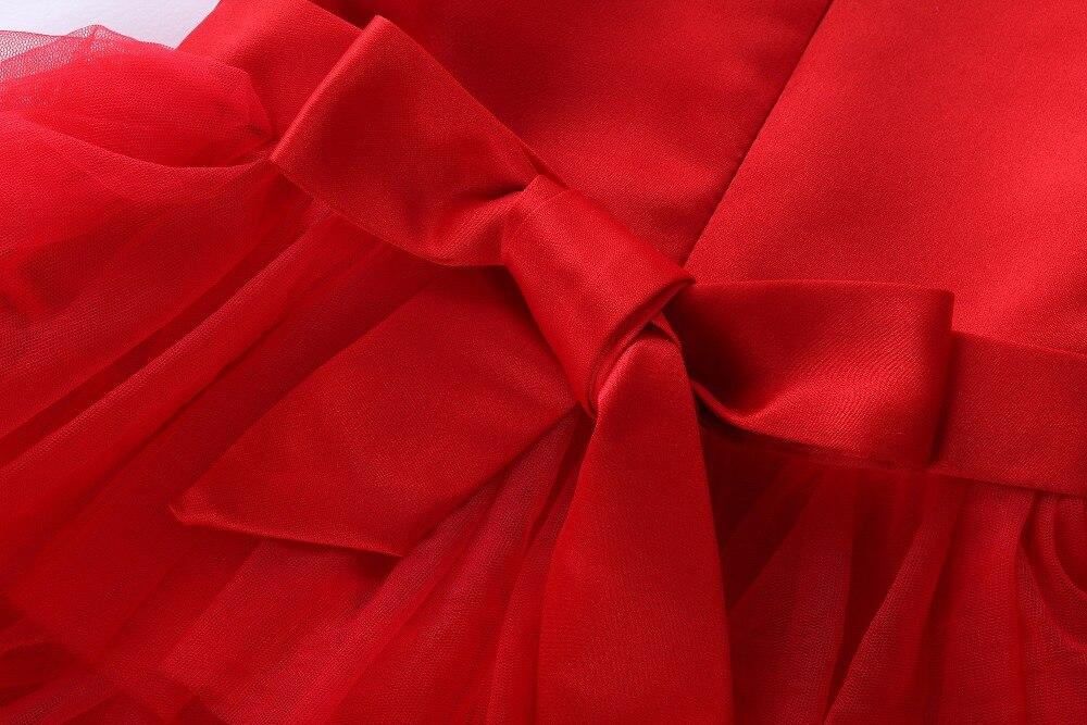 1863fa3773 Kwiat sukienki dla dziewczynek ślub Birthday Party czerwona sukienka kwiat  dziewczyna ubiera dzieci ubrania letnie GD40814 44 w Kwiat sukienki dla ...