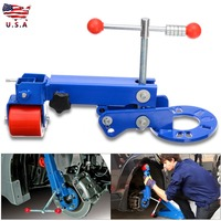 Car Roll Fender Reforming Extending Expander Tool Wheel Arch Roller Flaring Former Heavy Duty Car Accessories Repair Tools