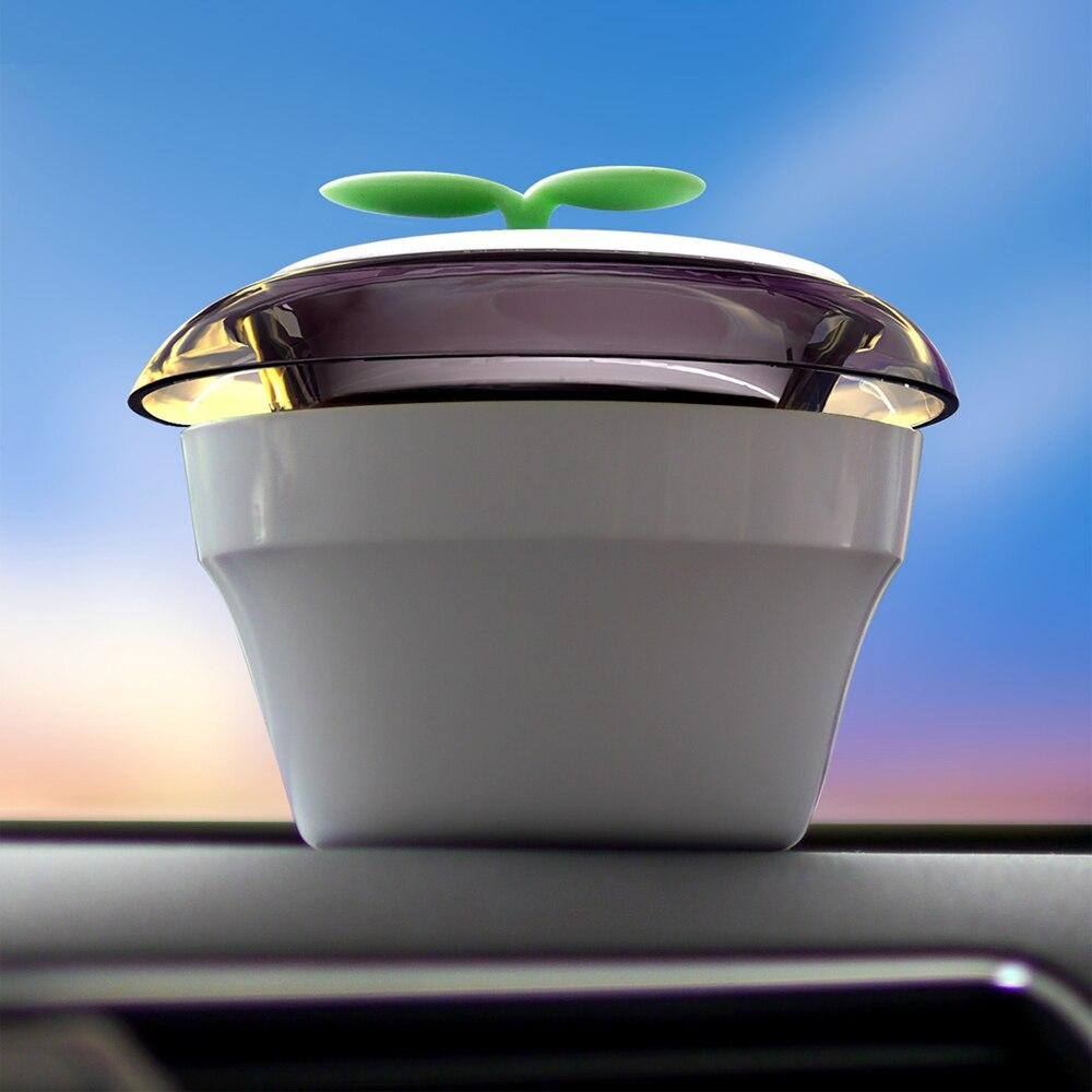 Portable Car Air Purifiers Negative Ion Air Purifier Car Ionizers Anion Air Cleaner Air Freshener Oxygen Multi-functional