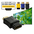 VOXLINK HD HDMI adapter HDMI Male to HDMI Female HD extension cable connector to HDMI conversion for 1080P HDTV