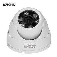 AZISHN IP Camera H.264 FULL HD 1080P 2.0 Megapixel onvif P2P HI3518E Metal IP66 Outdoor Security Camera DC 12V/48V PoE