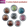 quality fashion baked powder eyeshadow palette shimmer colorful eye shadow maquiagem naked shadows makeup Free shipping MS1101