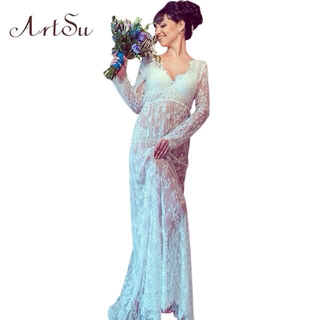 Арцу 2017, женская обувь пикантные v-образным вырезом с длинным рукавом Длинные Кружево Летнее Платье макси с цветочным принтом Vestidos Mujer плюс сексуальные Черные, белые, красные 4xl dr5046