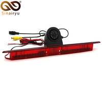 24 PCS LED Brake Light CCD Reverse Backup Rear View Camera For Mercedes Benz W906 Sprinter Vito Volkswagen VW Crafter Seat