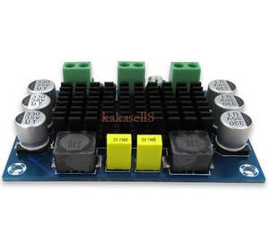 Image 3 - DC 12V 24V 100W TPA3116DA Mono Channel digital Power audio amplifier board