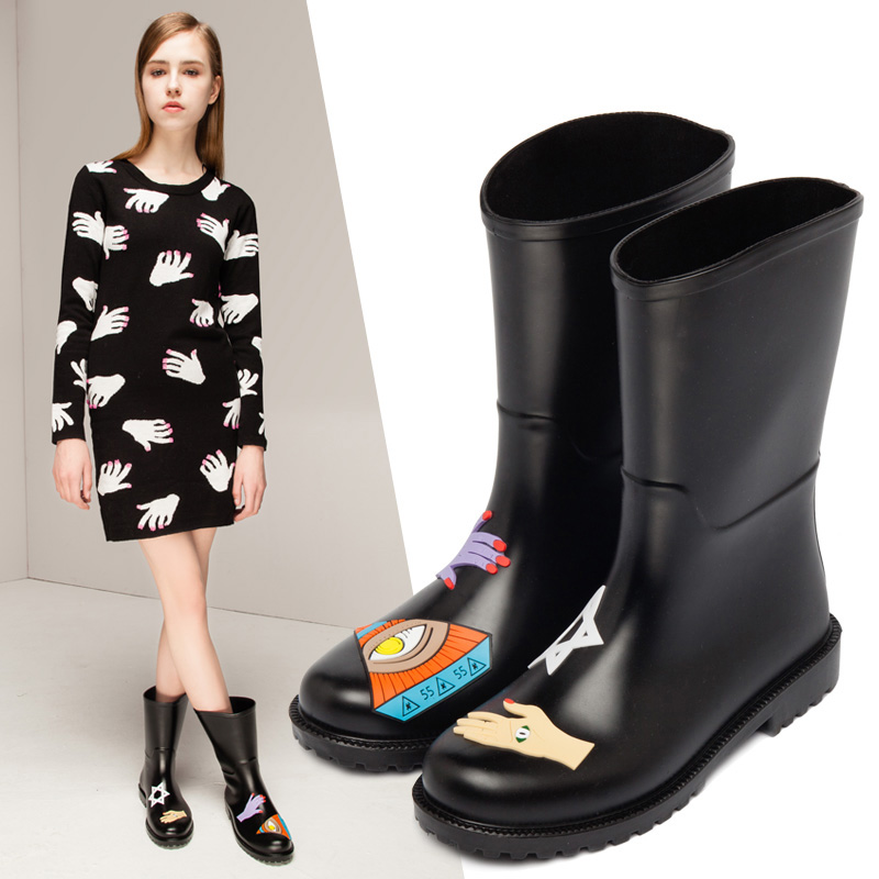 Rain Boots Cheap Promotion-Shop for Promotional Rain Boots Cheap ...