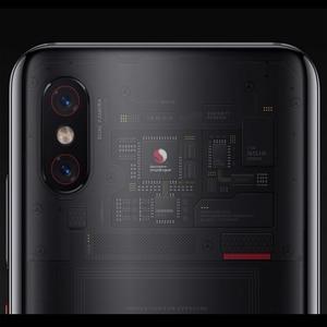 "Image 4 - Globale Version Xiaomi Mi 8 Pro 8GB 128GB Smartphone Snapdragon 845 6.21 ""AMOLED Display Handy 12MP dual Kamera 3000mAh"