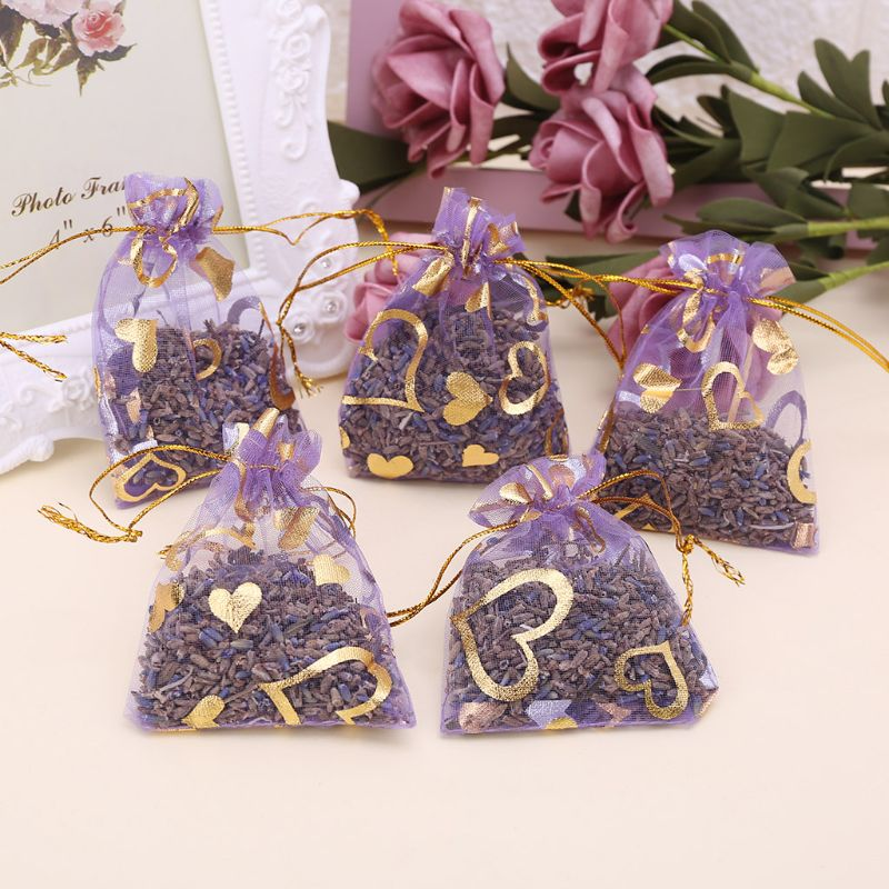 5pcs Real Lavender Organic Dried Flower