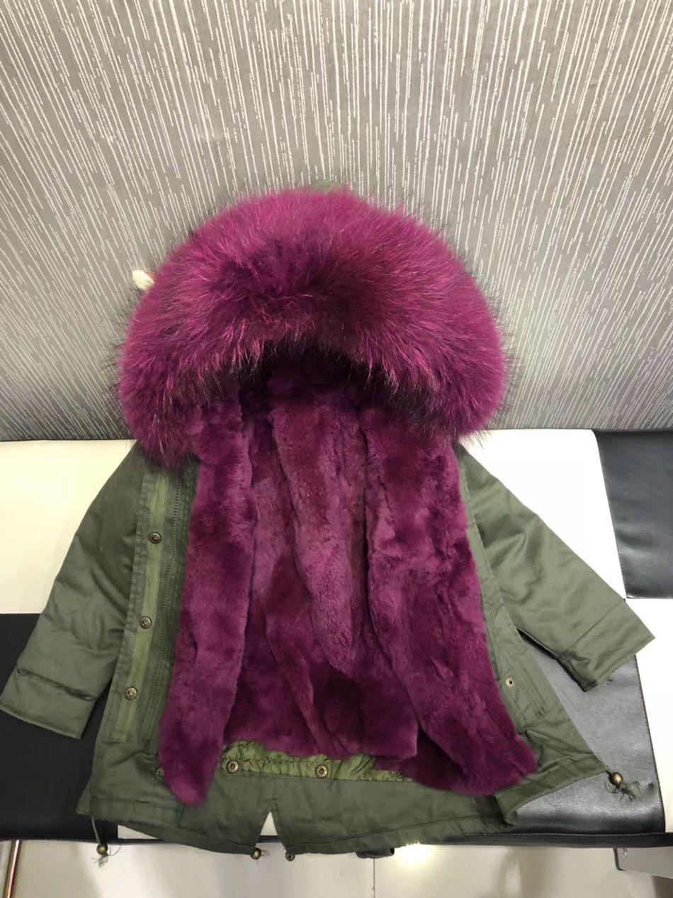 winter jackets real fur children (10)