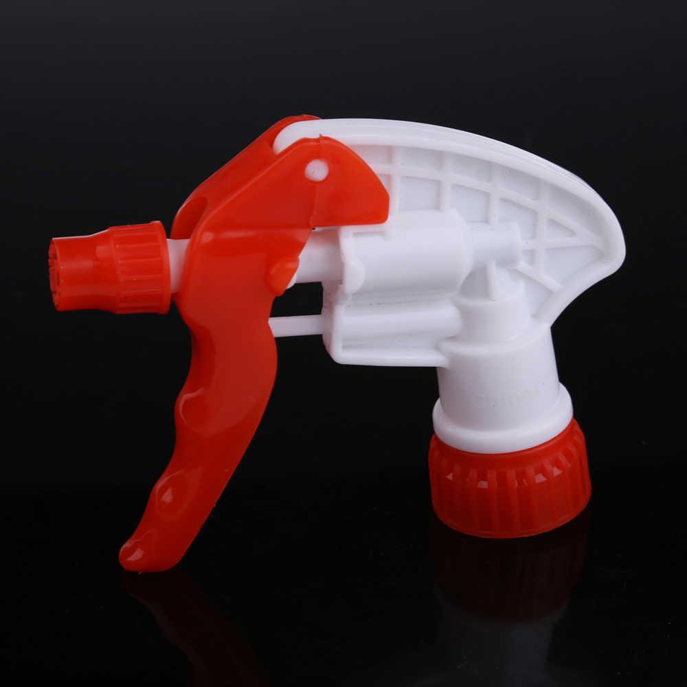 21cm Rot Kunststoff Flasche Anschluss Wasser Pestizid Spritzen Gun Spray Kopf Sprayer Garten Hause wesentliche Werkzeug Garten Liefert