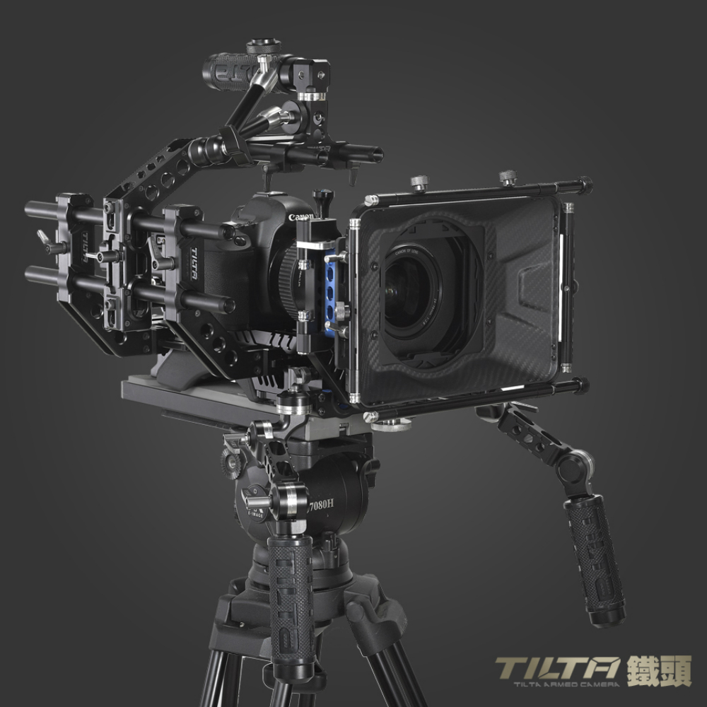 Tilta III DSLR shoulder mount Rig Standard Kit Best Follow focus Matte Box Carbon Firber 15mm rod system Free shipping
