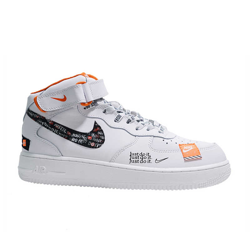 Nike Just do it ... Nike Air Force 1 Mid Men's Just do it Skateboarding Shoes Sport Outdoor  Designer Athletic Sneakers ...