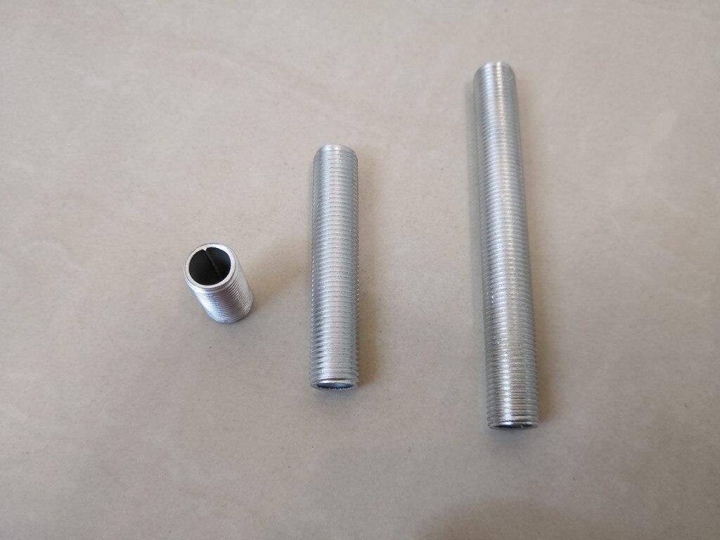 M10 Hollow Threaded tube Hollow screw Lamp cap fixing screw M10 Hollow screw