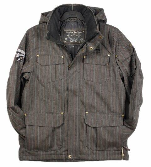 Prix pour Freeship Exx combinaison de ski alpin en plein air vêtements coupe - vent imperméable respirant thermique hommes - FhwES2