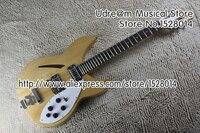 Лидер продаж Rick модель 330 Suneye Электрогитара в наличии Китай 12 струнный полый корпус гитары и комплекты на заказ доступны