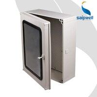 Venta 2014 calidad Superior gris CE aprobado ABS Caja impermeable carcasas impermeables caja de conexiones 500 400