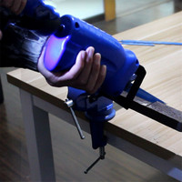 Reciprocating Saw Attachment Metal Cutting Wood Cutting Tool Electric Drill Attachment with 3 Blades Power Tool Accessories