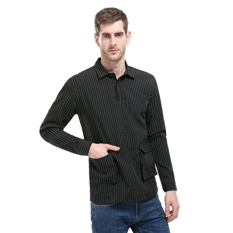 01bd8829754 2019 Plus Size Men Men S Fashion High End Trend Leisure Brand ...